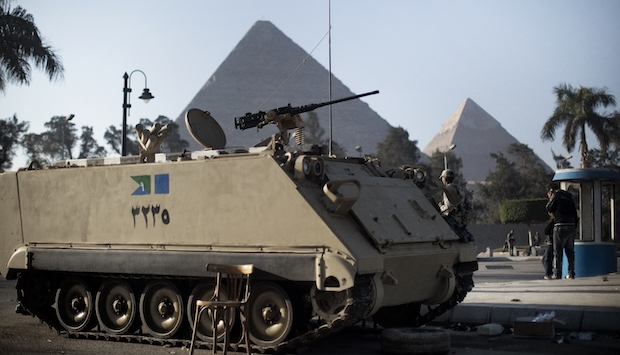Egypt's Enduring Security Challenges
