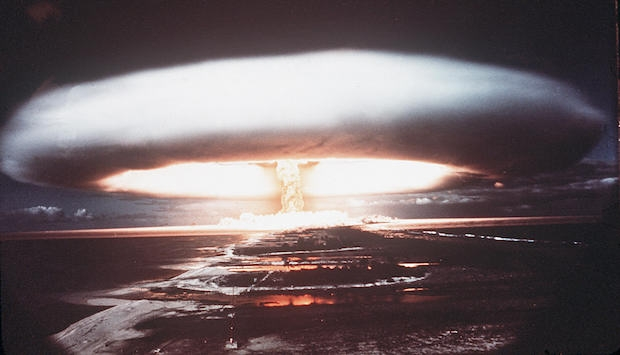 The UN Resolution on the Comprehensive Nuclear Test Ban Treaty