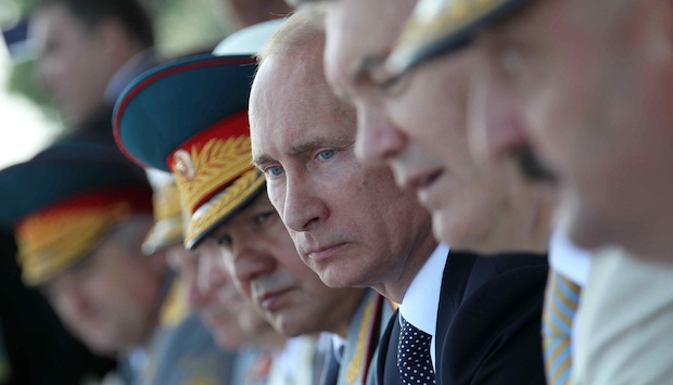 Consolidation and Control: Power Shifts in Putin's Kremlin