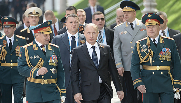 Weaponizing Kleptocracy: Putin's Hybrid Warfare
