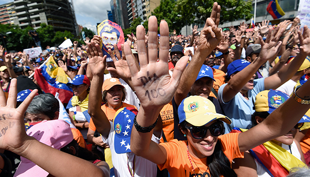Venezuela on the Verge of Collapse: Economic, Social, and Political Challenges