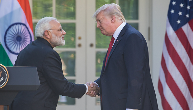 India and the U.S.: An Evolving Strategic Partnership