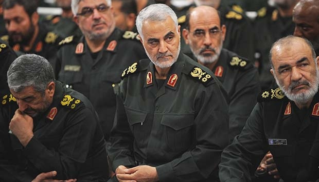 Turning up the Heat: U.S. Designates Iran's Revolutionary Guard a Terrorist Organization