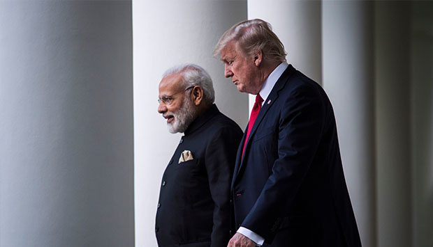 Strengthening the U.S.-India Partnership