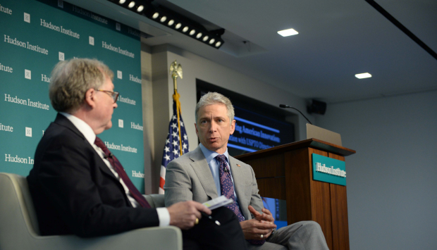 Fostering American Innovation: A Conversation with USPTO Director Andrei Iancu