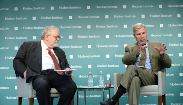Dialogues on American Foreign Policy and World Affairs: A Conversation with U.S. Sen. Sheldon Whitehouse
