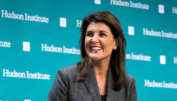 A Conversation with Ambassador Nikki R. Haley