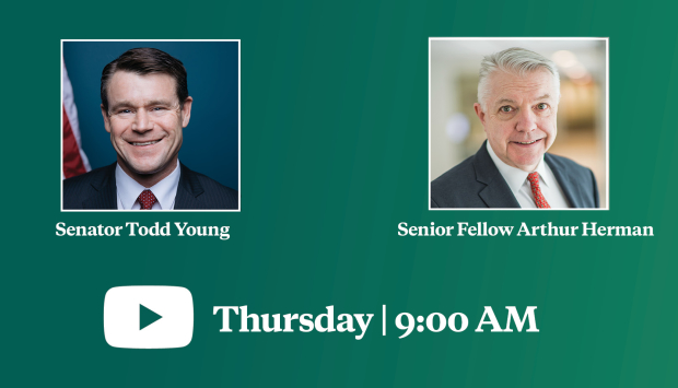 Video Event | A Conversation with Senator Todd Young on Securing America's Economic and Security Future Through Technological Innovation