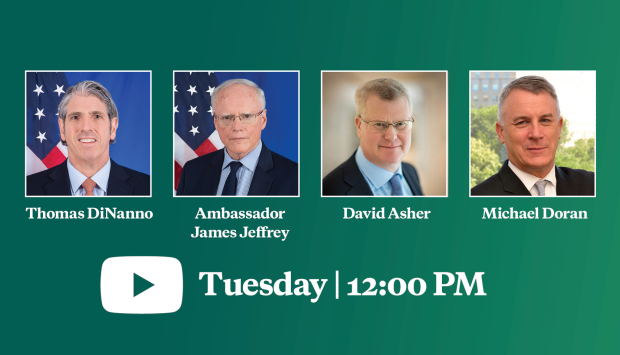 Video Event | Maximum Pressure on the Assad Regime for its Chemical Weapons Use and Other Atrocities