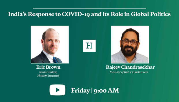 Video Event | India's Response to COVID-19 and its Role in Global Politics