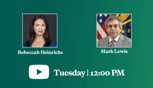 Video Event | A Conversation with Dr. Mark Lewis on the Pentagon's Defense Modernization Priorities