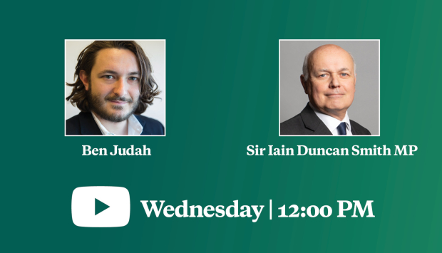 Video Event | U.K.-China Clash: A Conversation with Sir Iain Duncan Smith MP
