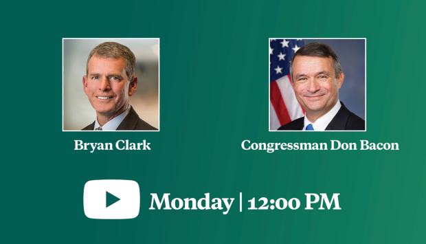 Video Event | Keeping America Safe: Congressman Don Bacon on the National Defense Authorization Act