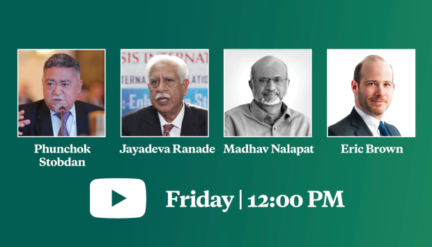 Video Event | The Ladakh Standoff and the Next Phase of China-India Relations