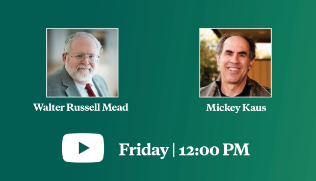 Video Event | What Makes the Middle Class Ticked: A Conversation with Mickey Kaus