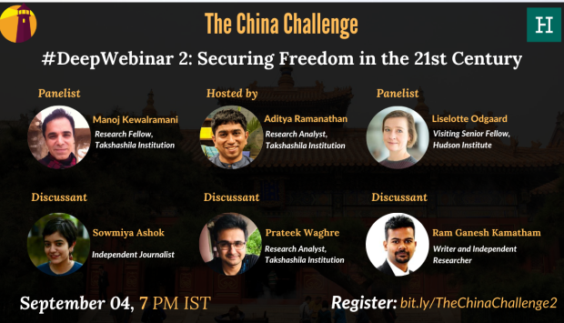 The China Challenge | Securing Freedom In The 21st Century