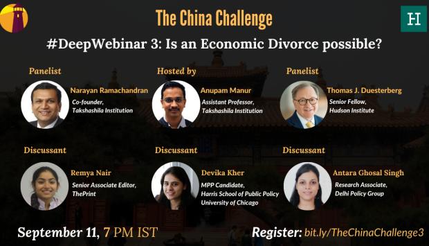 The China Challenge | Is An Economic Divorce Possible?