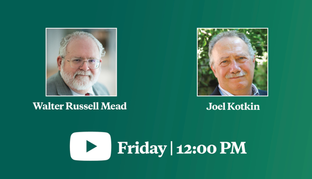 Video Event | Making the Middle Class Wealthier: A Conversation With Joel Kotkin