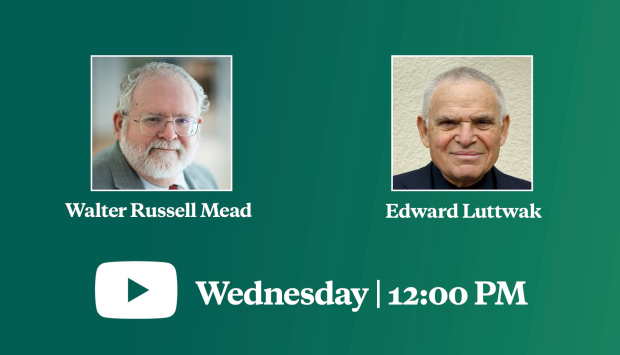Video Event | Dialogues on American Foreign Policy and World Affairs: Grand Strategy in a New Age of Geopolitics with Edward Luttwak