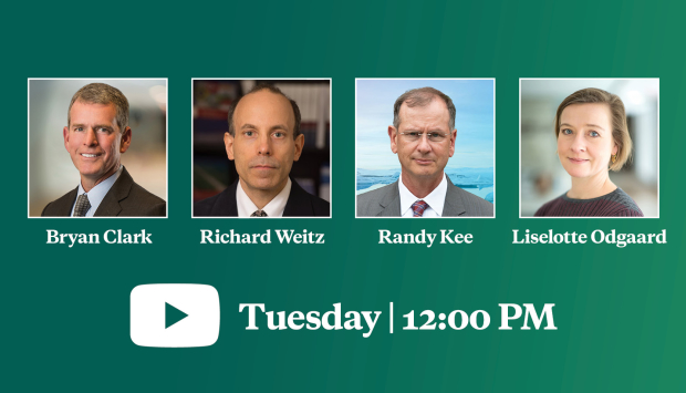 Video Event | Rising Geopolitical Tensions in the Arctic: Responses of the U.S. Administration