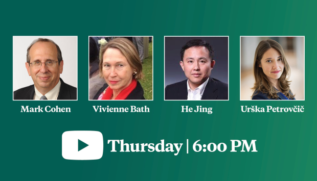 Virtual Event | Patent Litigation in China: Navigating a Changing Environment