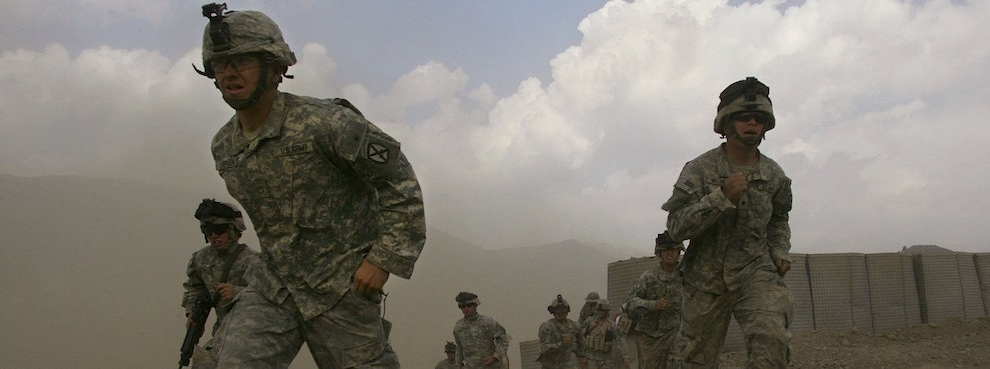 Afghanistan: Fighting the Taliban