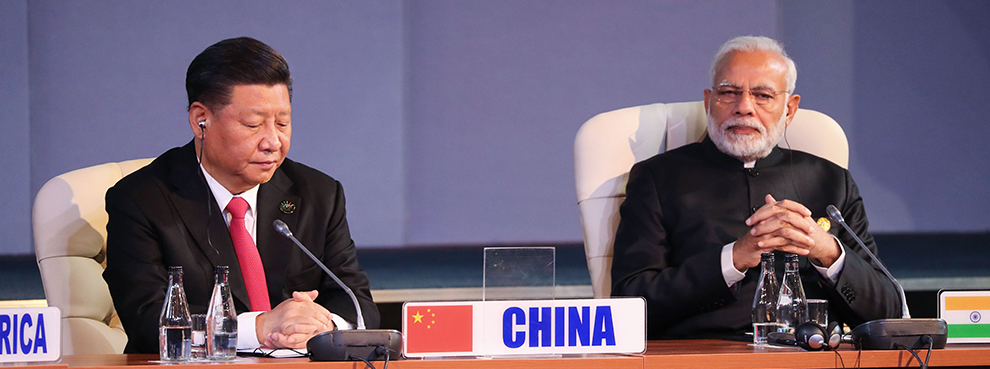 Sino-Indian Relations: Tensions in Asia