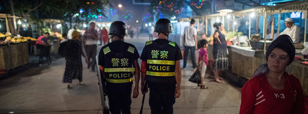 China's Dystopian Experiment in Xinjiang