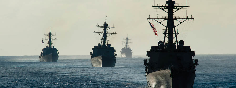 U.S. Naval Surveillance in the Era of Great Power Competition