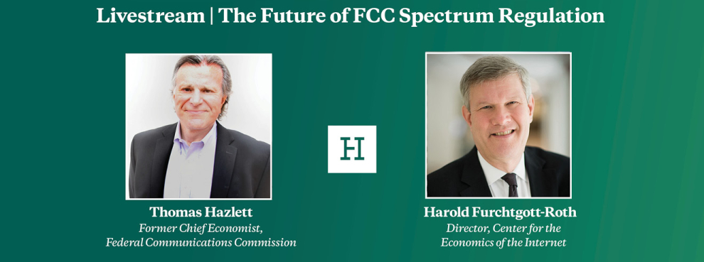 Video Event | The Future of FCC Spectrum Regulation