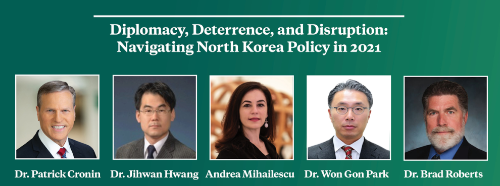 Video Event | Diplomacy, Deterrence, and Disruption: Navigating North Korea Policy in 2021