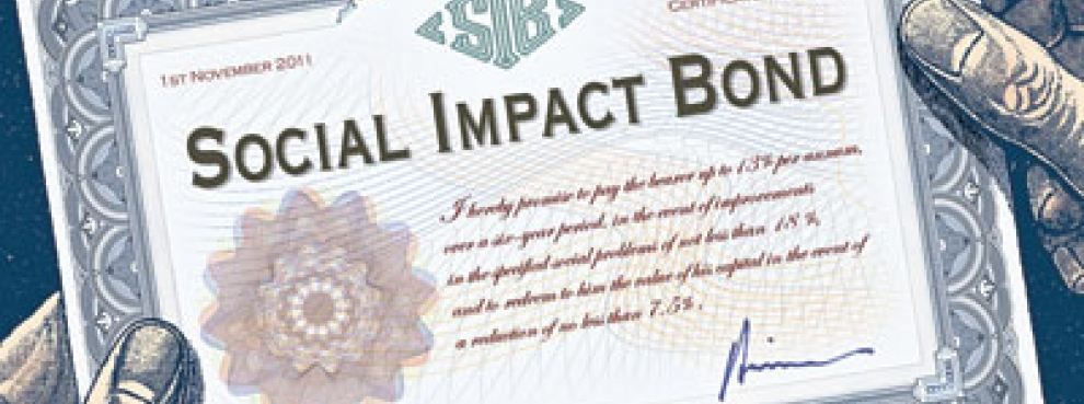 SIBling Revelry: Are Social Impact Bonds the Next Big Thing?