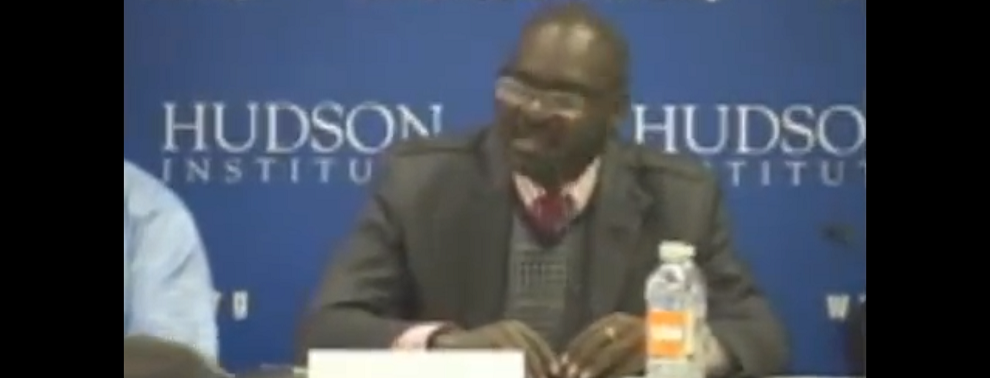Hudson Event: Witness of Boko Haram''s Religious Cleansing in Nigeria, November 14, 2013