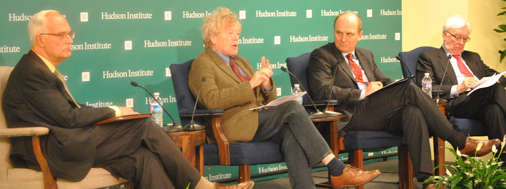 Notes from Underground: Book Discussion with Roger Scruton, April 17, 2014