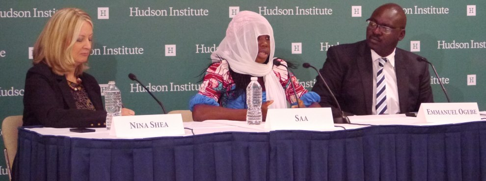 #WhereAreOurGirls? Escaped Schoolgirl Shares Her Account of Boko Haram Abduction, September 19, 2014