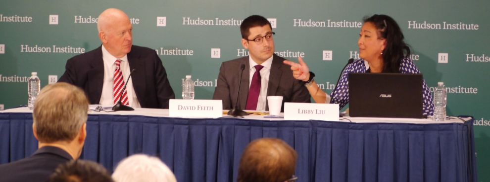 The Legacy of the Hong Kong Democracy Protests, April 10, 2015
