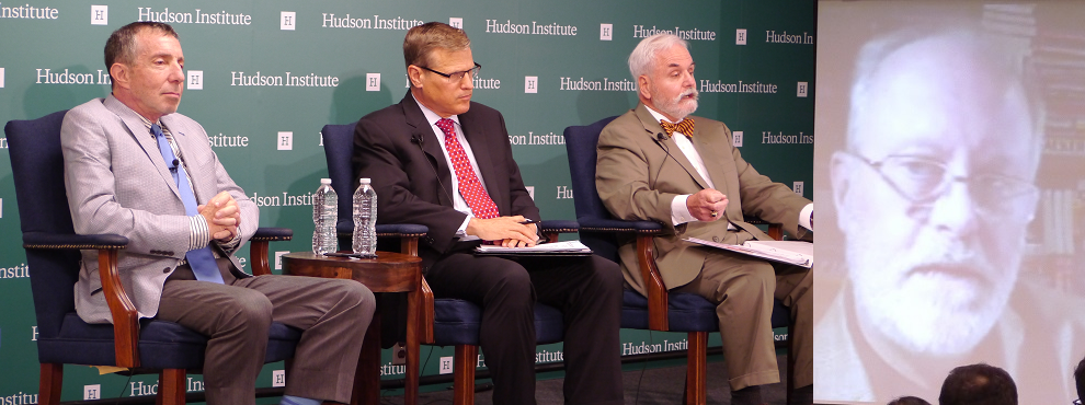 Island-Building in the Spratlys: Challenging the International Order in the South China Sea, June 19, 2015
