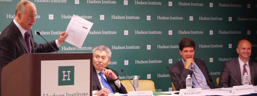 Trade in the Americas: Fast Track Failure and the Potential Decline of Free Trade? June 25, 2015