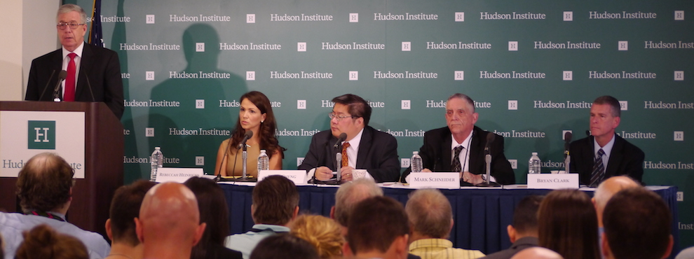 China's Missiles and the Implications for the United States, August 19th, 2015