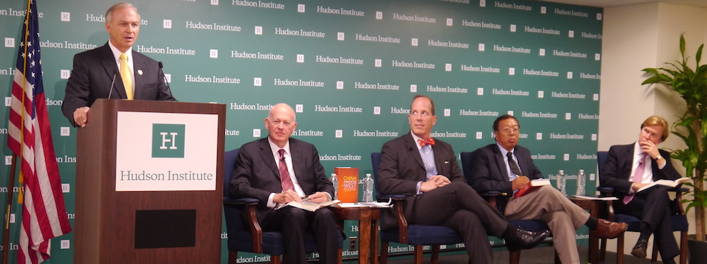 China Looks at the West: A Book Discussion with Christopher Ford, September 10, 2015
