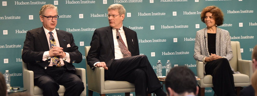 Balancing Privacy and Security in the Age of the Internet: A Debate between Nadine Strossen and David Rivkin, May 4, 2016