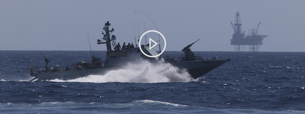 Can Israel Become a Maritime Power?, September 26, 2016
