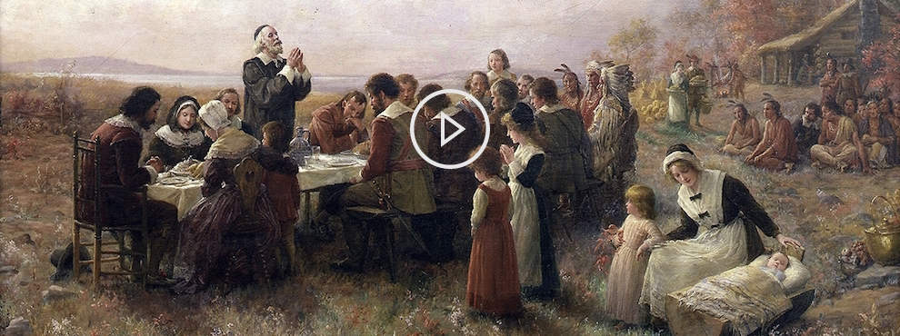 Thanksgiving: The Holiday at the Heart of the American Experience, October 17, 2016