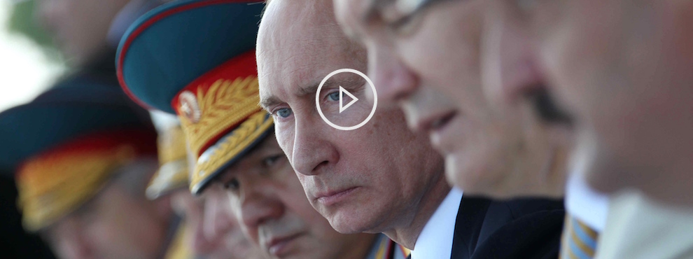 Consolidation and Control: Power Shifts in Putin's Kremlin, October 14, 2016