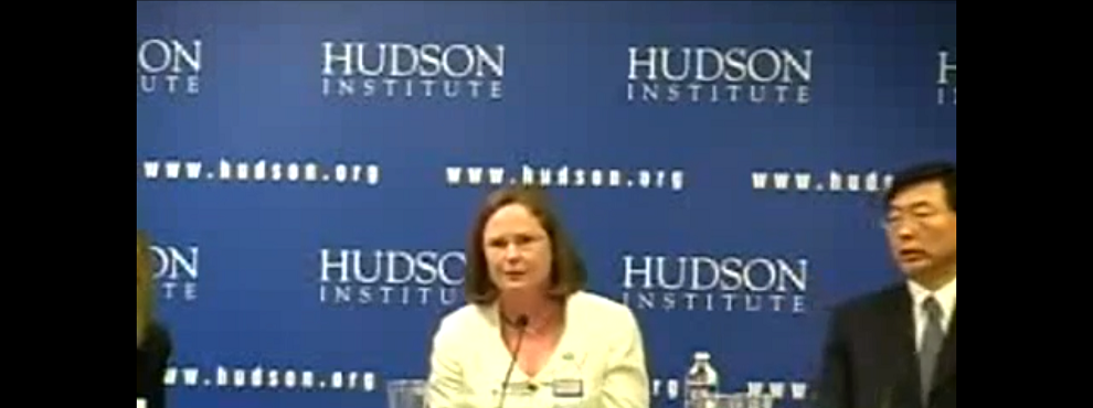 Hudson Event: The Nuclear Security Summit Process, April 30, 2012