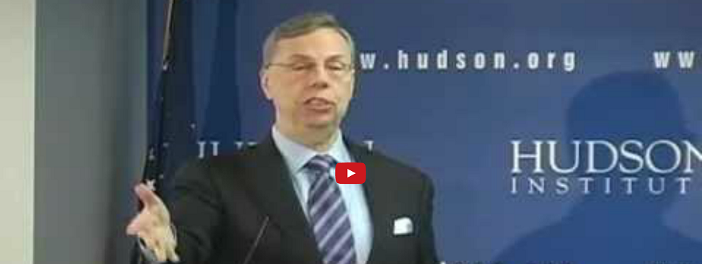 Hudson Event: Lower-Calorie Foods—It's Just Good Business, February 7, 2013