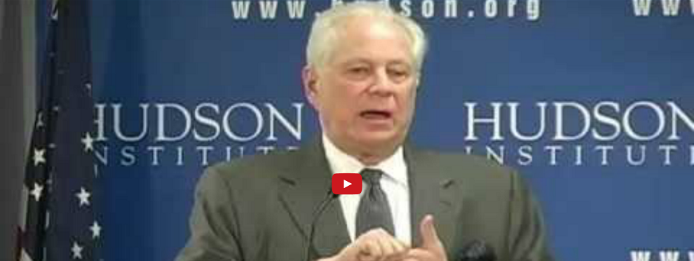 Hudson Event: Institutional Choices for Regulating Oil and Gas Wells, February 12, 2013