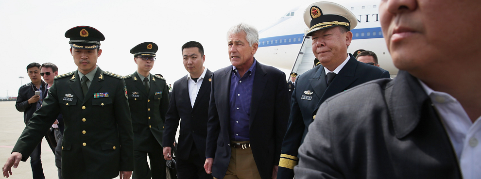 Hagel's Visit Highlights Greater Chinese Military Transparency