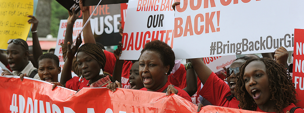 Kidnapped Nigerian girls: We must act fast against Boko Haram terrorists