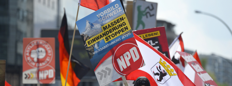 an analysis of the rise of the neo nazi party in germany The return of the far right in germany: what does the rise of the afd party mean anti-semitism and espoused neo-nazi views analysis from l.